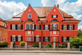 Liberty Style Building in Forchheim — Stockfoto