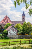 Classical City of Forchheim — Foto de Stock
