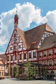 City Hall of Forchheim — Стоковое фото