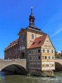 Bamberg City Hall — Stock Photo