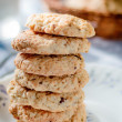 Oatmeal cookies — Foto Stock