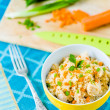 Rice pilaf — Stock Photo #34761895