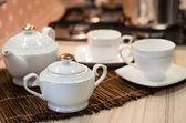 Tea set. — Stock Photo