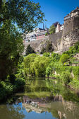Idyllic Luxembourg — Stock Photo