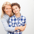 Mother and son — Stock Photo #31042591