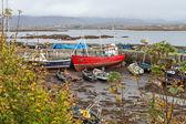 Harbour in Ireland — Stock Photo