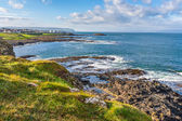 Beautiful coast in Ireland — Zdjęcie stockowe