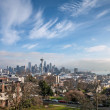 Skyline of Seattle in daylight — Stock Photo #39820529