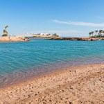 Beach in Egypt — Stock Photo #40500859