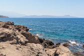 Coastline in Crete — ストック写真