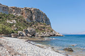 Coastline in Crete — Stock Photo