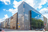 Office Building in Luxembourg — Stock Photo