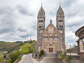 Parish Church in Clervaux — ストック写真