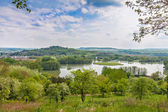 Lake Echternach — Stock Photo