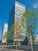 Luxembourg Office Building — Stock Photo