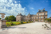 Jardin du Luxembourg in Paris — Stock Photo