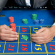 Casino games — Stock Photo