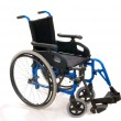 Wheelchair for handicaped — Stock Photo