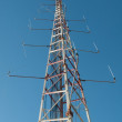 Communication Station with blue sky. — Stock Photo #32726631
