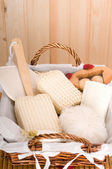 Bath and massage accesories — Foto de Stock