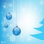Elegant Christmas background — Stock Vector #33658959