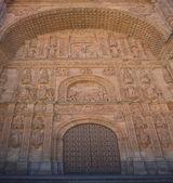 San Esteban's convent, Salamanca, Spain — Stock Photo