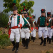 Stock Photo: Portuguese troops