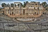 Teatr rzymski, Mérida, Hiszpania — Zdjęcie stockowe