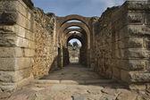 Main entrance of Amphitheatre — Stock Photo
