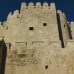 Arabian tower Calahorra — Stock Photo