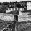 Stock Photo: Badajoz muslin fortification
