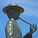 ������, ������: Andalusian piper statue