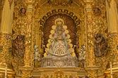 エル ・ ロシオ像の聖母 — ストック写真