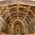 Fresco paintings vault — Stock Photo