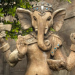 Stock Photo: Ganesh sculpture