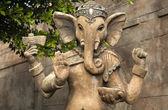 Ganesh sculpture — Stock Photo