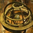 Armillary sphere — Stock Photo