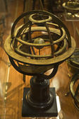 Old Armillary sphere — Stock Photo