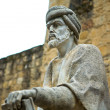 Statue of Averroes in Cordoba — Stock Photo