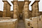 Saqqara ingang naar tempel — Stockfoto
