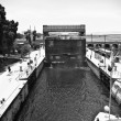 Stock Photo: Nile lock