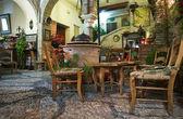 Cordoba tea shop — Stockfoto