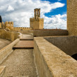 Stock Photo: Badajoz fortification