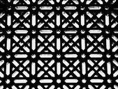 Lattice patterns — Zdjęcie stockowe