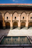 Ben Youssef Madrasa — Stock Photo
