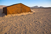 Berber tent — Stock Photo