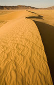 Rippled sands — Stock Photo