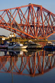 North Queensferry Fife marina — Stock Photo
