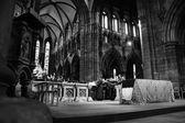 St Mary's Chorus — Stock Photo