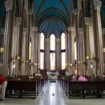 Saint Antoine Church — Stock Photo